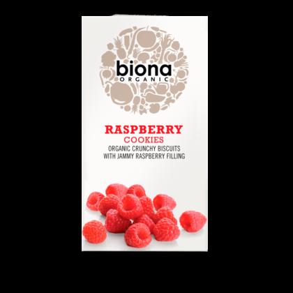 Biona Raspberry Cookies Organic