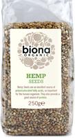 Biona Hemp Seed Organic