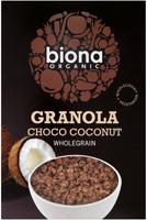 Biona Choco Coconut Crunchy Granola Organic