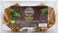 Biona Canna Biscuits (Hemp & Raisin) Organic