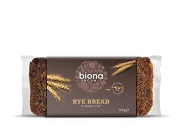 Biona Rye Bread Organic