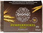 Biona Pumpernickel Bread Organic