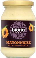 Biona Mayonnaise with Sunflower Oil Organic
