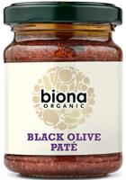 Biona Black Olive Pate Organic