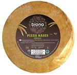 Biona Mini Pizza Bases Organic