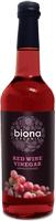 Biona Red Wine Vinegar Organic