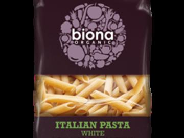 Biona White Penne Pasta Organic