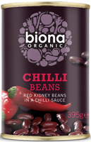 Biona Chilli Beans Organic