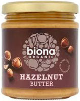 Biona Hazelnut Butter Organic