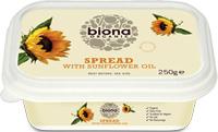 Biona Sunflower Vegetable Spread Organic 250g
