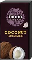Biona Creamed Coconut Organic