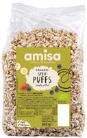 Amisa Spelt Puffs Wholegrain Organic