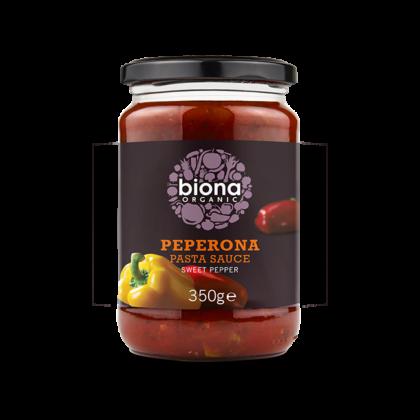 Biona Peperona Sweet Pepper Pasta Sauce Organic