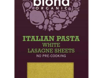 Biona White Lasagne Sheets Organic