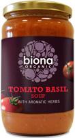 Biona Tomato Basil Soup Organic