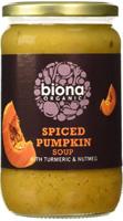 Biona Hearty Spiced Pumpkin Soup Organic