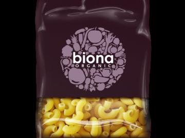 Biona White Macaroni Organic