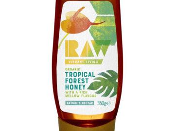 Raw Health Tropical Forest Honey Organic