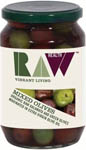 Raw Health Mixed Olives In Extra Virgin Olive Oil Organic