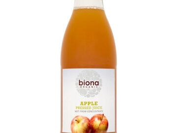 Biona Apple Pressed Juice Organic