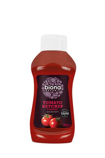 Biona Tomato Ketchup Classic Organic