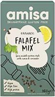 Amisa Falafel Mix Middle Eastern Style Organic