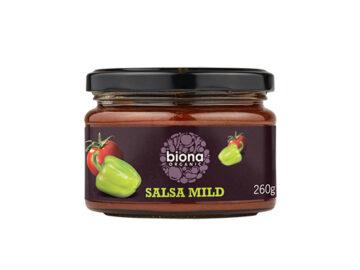 Biona Salsa Mild Organic