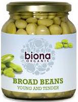 Biona Broad Beans Organic
