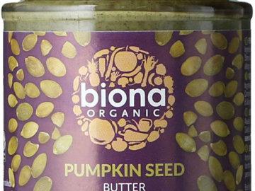 Biona Pumpkin Seed Butter Organic