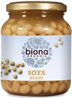 Biona Soya Beans Jar Organic