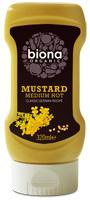 Biona Medium Mustard Hot Organic