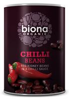 Biona Chilli Black Beans Organic