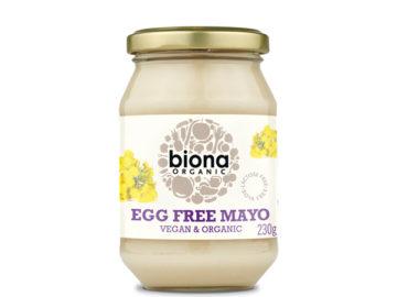 Biona Vegan Egg Free Mayo Organic