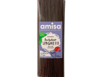 Amisa Gluten Free Buckwheat Spaghetti Organic