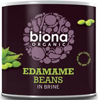 Biona Edamame Beans In Brine Organic