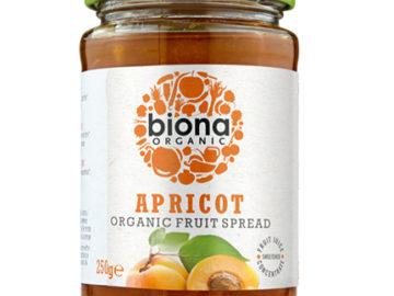 Biona Apricot Fruit Spread Organic