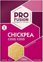 Pro Fusion Chickpea Cous Cous Organic