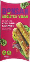 Bonsan Kofu Grill Sausages Organic