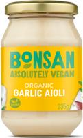 Bonsan Vegan Garlic Aioli Organic