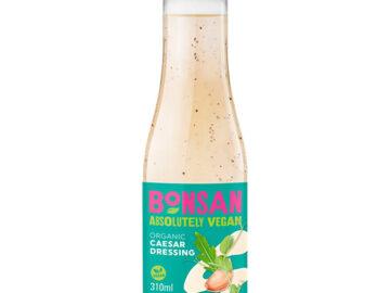Bonsan Vegan Caesar Dressing Organic
