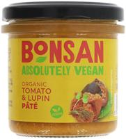 Bonsan Tomato & Lupin Pate Organic