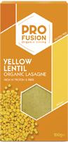 Pro Fusion Yellow Lentil Lasagne Organic