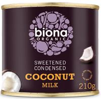 Biona Sweetened Condensed Coconut