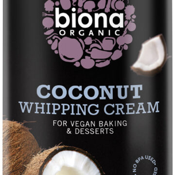 Biona Coconut Whipping Cream Organic