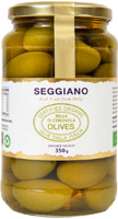 Seggiano Bella Di Cerignola Olives Organic
