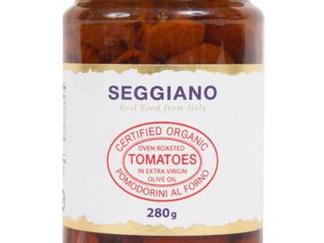 Seggiano Oven Roasted Tomatoes in EVOO Organic