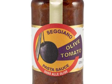 Seggiano Olive Tomato Pasta Sauce Organic