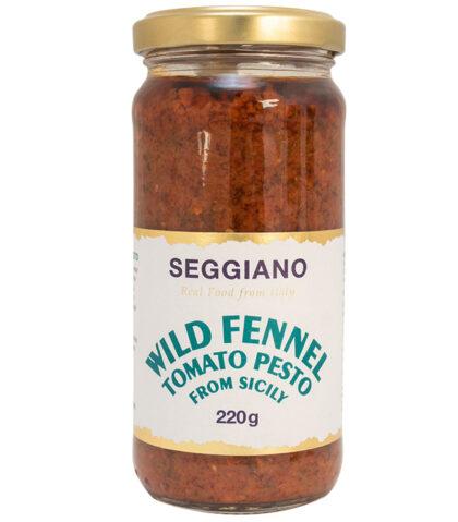 Seggiano Wild Fennel Tomato Pesto