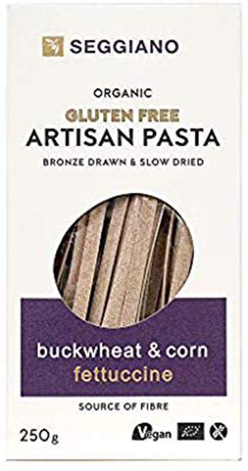 Seggiano Buckwheat & Corn Fettuccine Organic