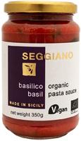 Seggiano Basilico Pasta Sauce Organic